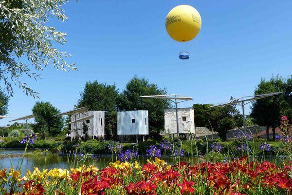 Le parc Végétal Terra Botanica à Angers enregistre une fréquentation de 213 000 visiteurs en 2015