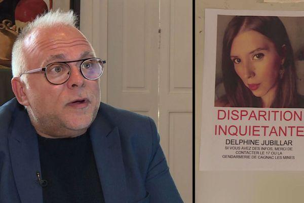 Me Philippe Pressecq est l'avocat des proches de Delphine Jubillar : leur inquiétude monte au fil des jours qui passent.