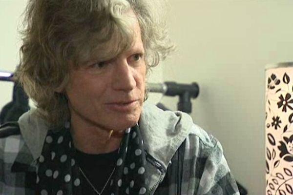 """Paul Personne, invité de """"Là où ça bouge"""" lors de son passage au BBC d'Hérouville le 22 novembre 2012."""