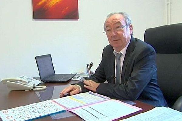 Michel Rotger, maire de Chevigny-Saint-Sauveur (UMP)