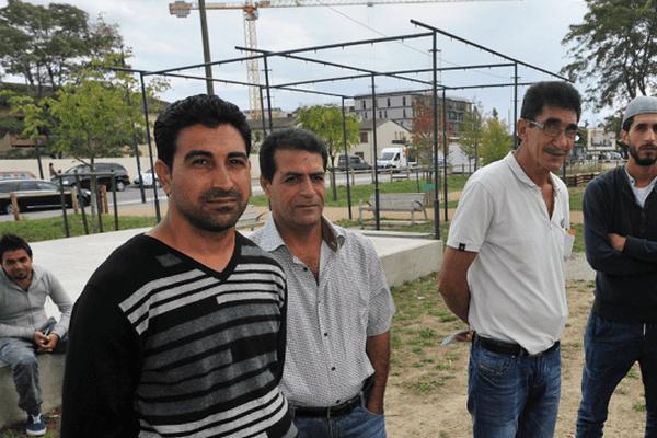 Sursis pour les réfugiés syriens des Izards