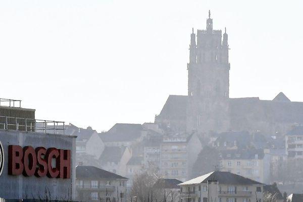 Bosch, fleuron de l'économie aveyronaise