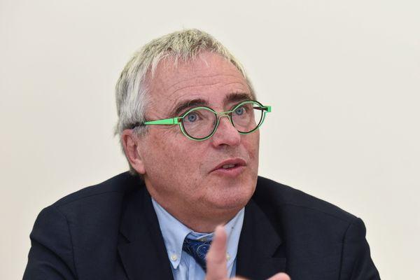 Christian Gollier économiste et directeur de la Toulouse School of Economics
