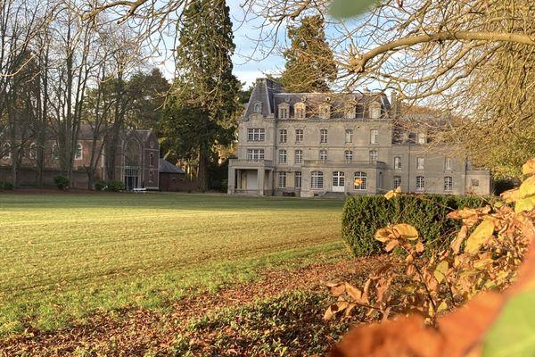 Le château de Morainvillers dans l'Oise construit en 1890 bénéficiera bientôt d'importants travaux de restauration.