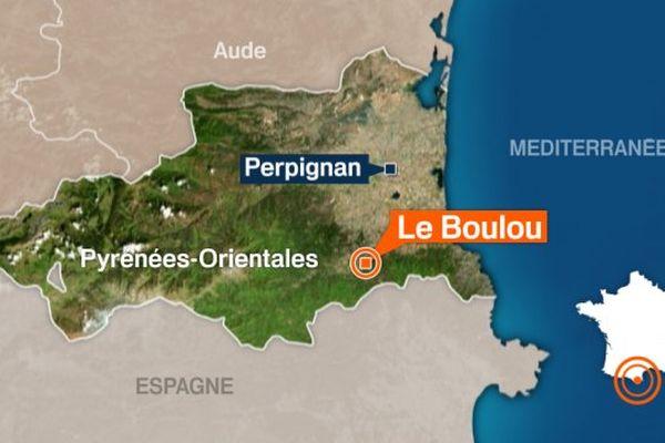 Le Boulou, Pyrénées-Orientales.