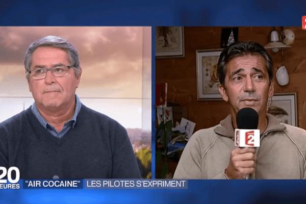 Pascal Fauret et Bruno Odos étaient les invités du journal de 20 heures de France 2, mardi 27 octobre.