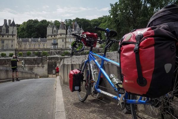 La Loire à vélo fait toujours plus d'adepte chaque année.