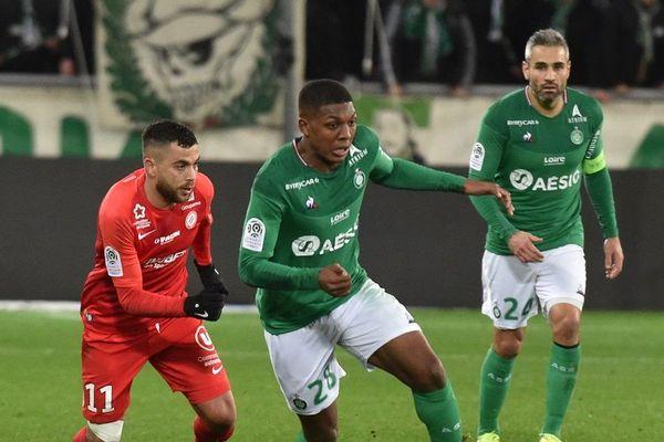 Ligue 1: Saint-Etienne et Montpellier se neutralisent 0-0 (24/11/19)