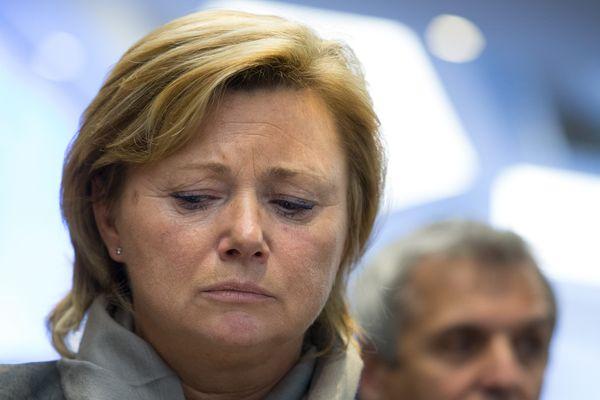 Sylvie Goddyn, candidate FN dans la 3e circonscription du Nord