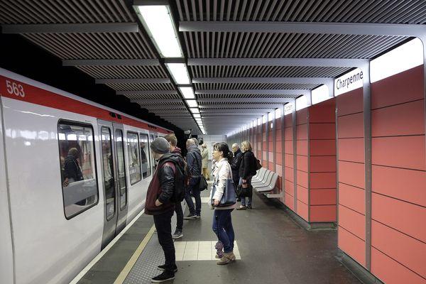 3G et 4G à Lyon : les 44 stations de métro du réseau TCL sont connectées