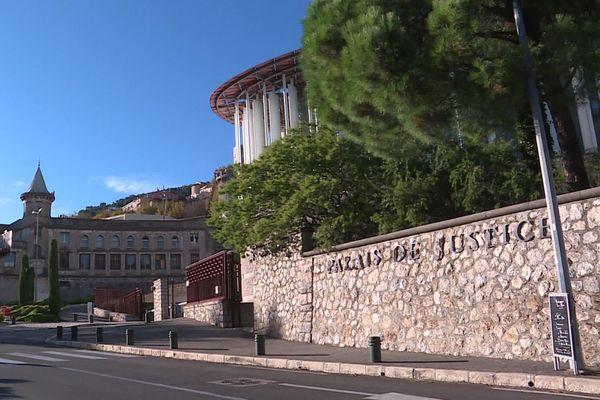Tribunal correctionnel de Grasse ce mardi 27 octobre.