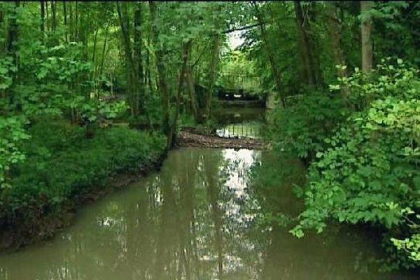 La rivière Iton (archives)