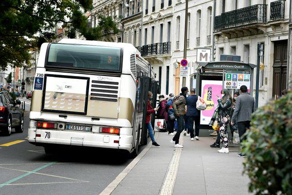 Un bus Tao à Orléans. Photo d'illustration