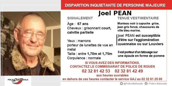 Joel Pean