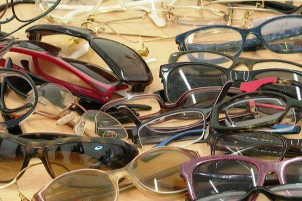 Des lunettes d'occasion, mais comme neuves !