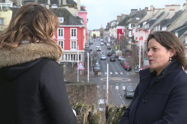 """Emmanuelle Lejeune mène la liste """"Saint-Lô notre ville"""""""