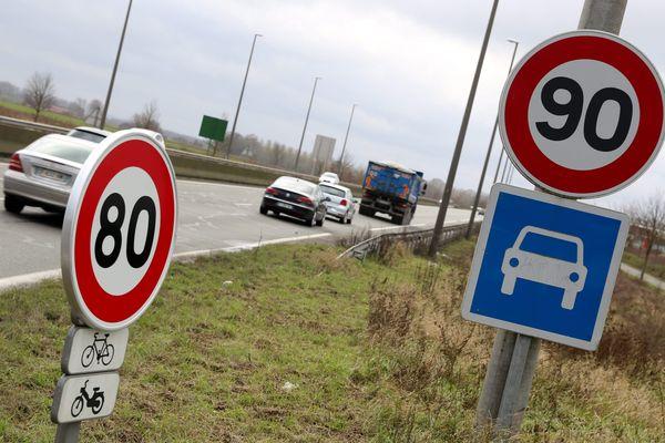 Vers un retour aux 90 km/h sur les routes ?