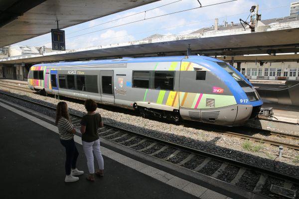 Les TER ne circulent plus entre Mulhouse et Bâle ce mardi 5 octobre en raison d'une panne de signalisation.