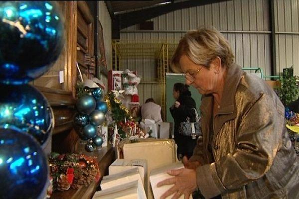 A Vesoul c'est déjà Noël et c'est pour la bonne cause