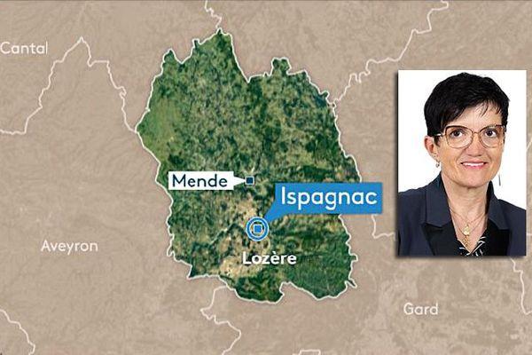 Guylene Pantel, sénatrice de la Lozère et maire d'Ispagnac, a été diagnostiquée positive au coronavirus vendredi 13 mars 2020.