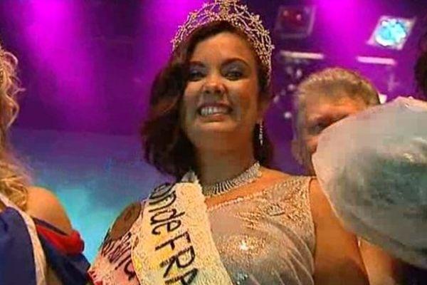 Emmanuelle Clarisse, Miss Ronde 2015