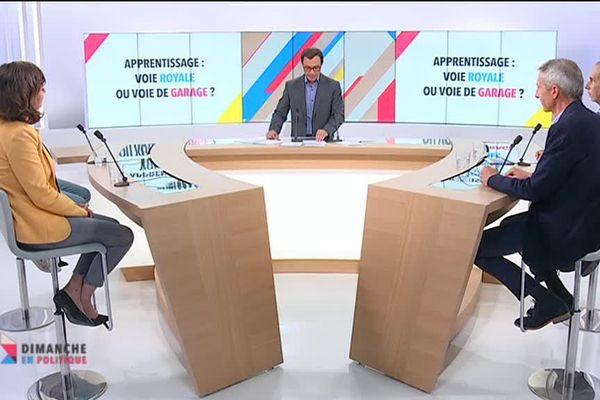 """Dimanche en politique en Languedoc-Roussillon aborde la problématique de l'apprentissage. Ils sont plus de 36.000 en Occitanie. Voie royale pour obtenir un emploi ou voie de garage. Une émission proposée dans le cadre de l'opération """"Tous apprentis"""" en collaboration avec le réseau France bleu."""