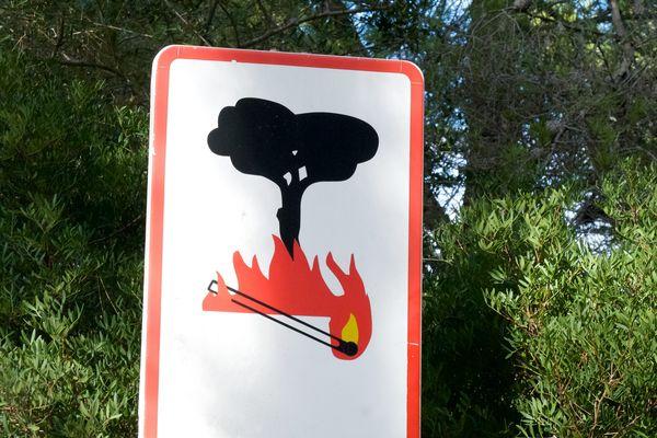 Les pompiers appellent à la plus grande vigilance aux abords des forêts, en ce week-end de l'Assomption.