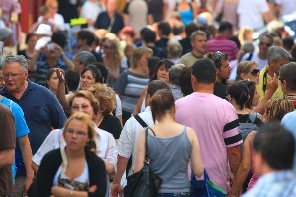 La France compte 66,6 millions d'habitants
