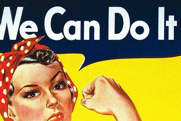 We Can Do It! de J. Howard Miller, 1943