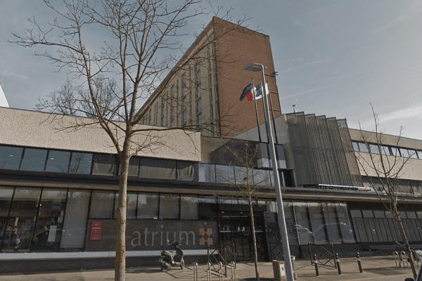 L'Atrium à Amiens Nord