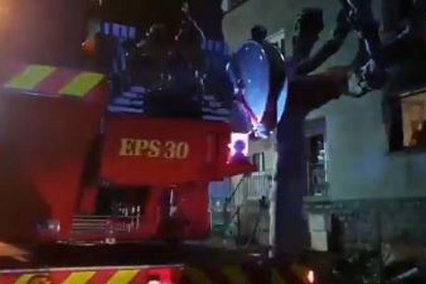 Une violente explosion a ravagé un appartement du quartier des Rêpes à Vesoul.