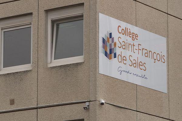 Le collège Saint-François de Sales se situe dans le quartier des Perrieres à Dijon.