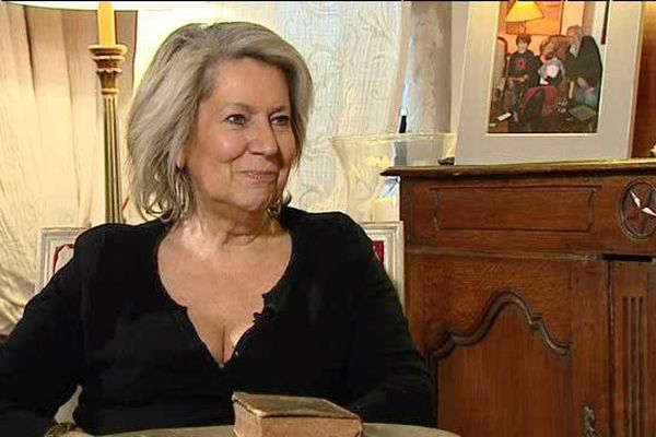 Marie-Christine Bordat-Chantegrelet, ex-présidente de l'association Orléans Jeanne d'Arc