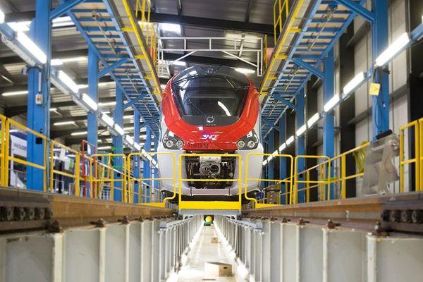 Dernière ligne droite avant la mise en marche du Léman Express, l'atelier de maintenance a été inauguré vendredi en Haute-Savoie. Photo d'illustration.
