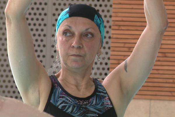 Frédérique Lepetit était professeur de danse, avant son accident de voiture.