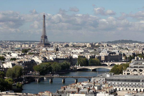 La Seine devrait atteindre 4,30 mètres lundi (illustration).
