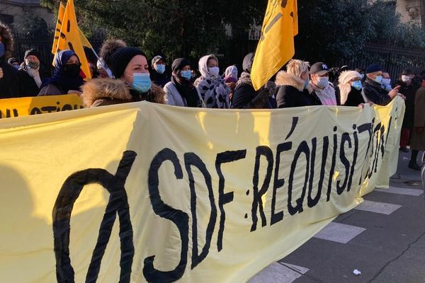 Marche des Réquisitions ce samedi 2 janvier à Paris