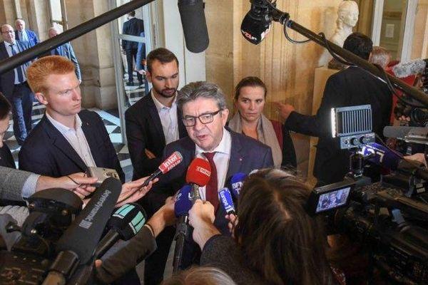 Hier, Jean-Luc Mélenchon s'est moqué de l'accent d'une Journaliste politique originaire de Toulouse à la sortie de l'assemblée