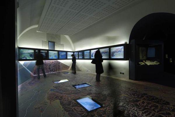 Peu de touristes au musée de la montagne depuis la réouverture