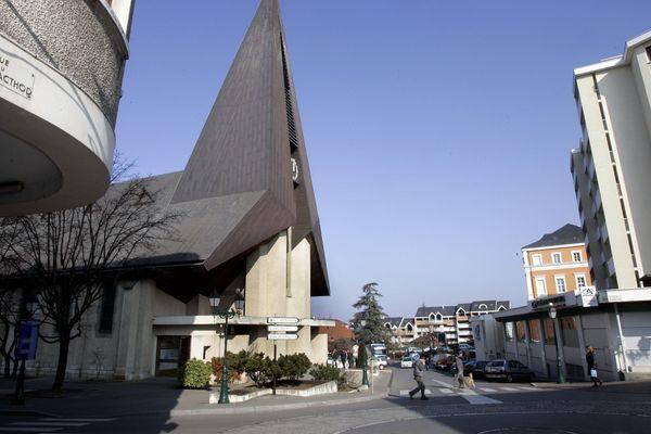 Saint-Julien-en-Genevois est la première commune à mettre en place un couvre-feu en Haute-Savoie. Photo d'illustration.