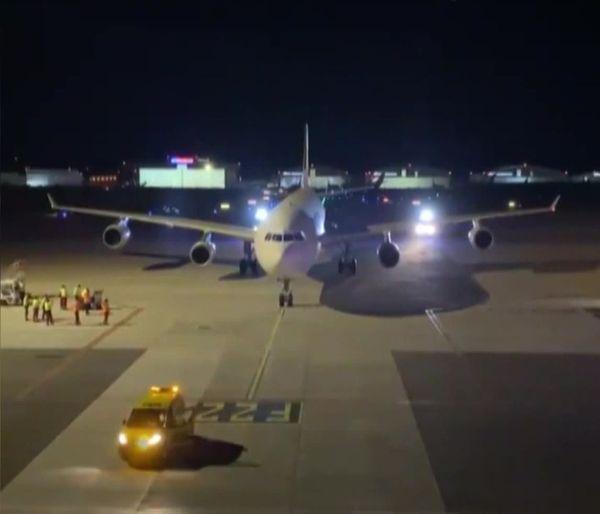 2 millions de masques sont bien arrivés à l'aéroport de Bâle-Mulhouse