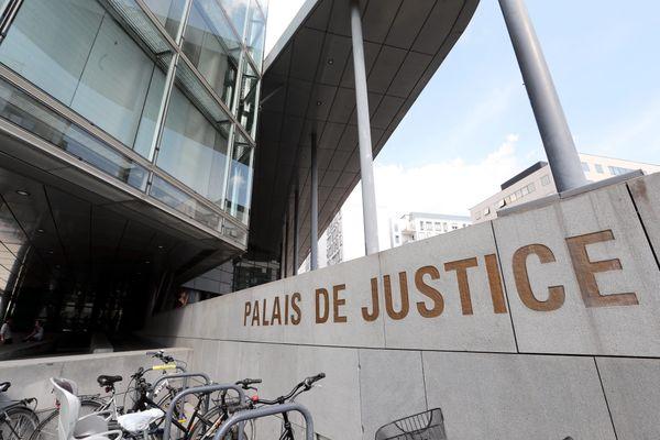 Le palais de justice de Grenoble, où se situe le tribunal pour enfants.