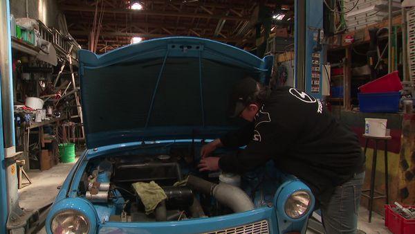 La mécanique et l'entretien des Trabant sont simples, ce qui les met théoriquement à la portée de beaucoup de monde. Mais les collectionneurs restent très peu nombreux.