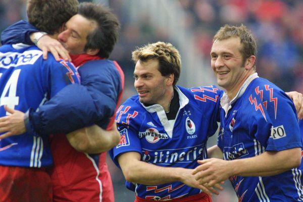 Christophe Dominici et Christophe Juillet partageaient plus que le même prénom et la passion du rugby.