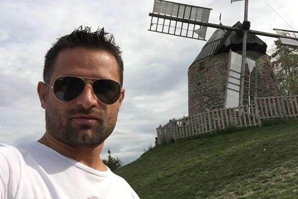 Sebastian Celea (ici à Lautrec) est soupçonné de blanchir de l'argent à Castres et Mazamet à travers une quarantaine de sociétés civiles immobilières.