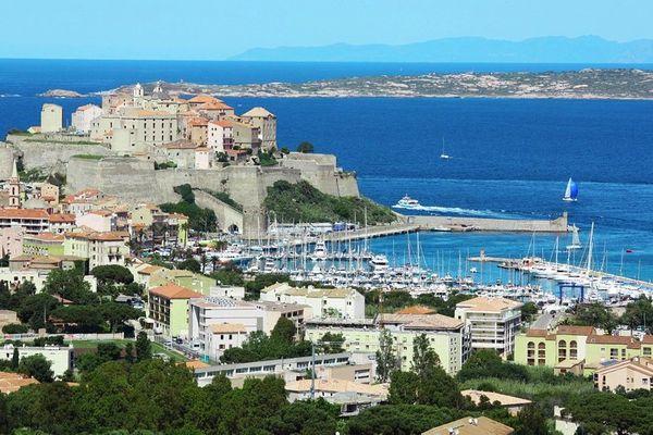 ILLUSTRATION - Calvi (haute-Corse)