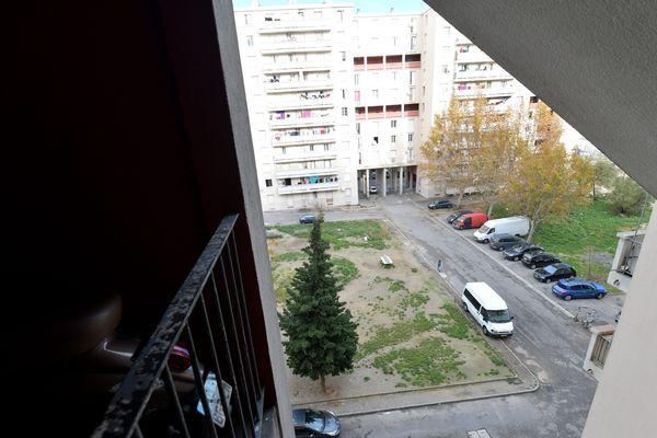 Les problèmes d'insécurité liés aux trafics sont récurrents dans la cité des Rosiers, dans le 14e arrondissement de Marseille.