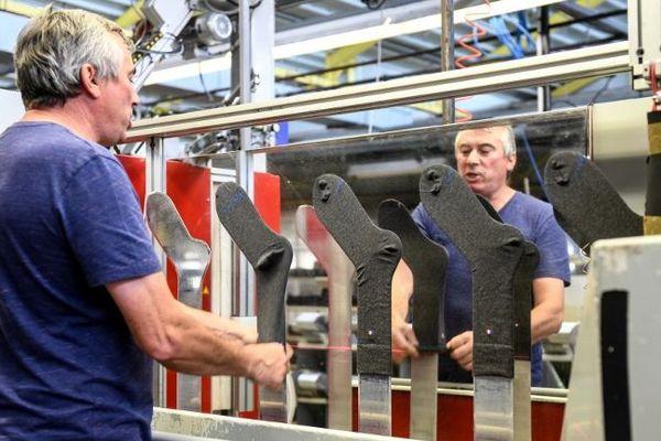 En tout, Kindy vend annuellement en France entre 12 et 15 millions de chaussettes