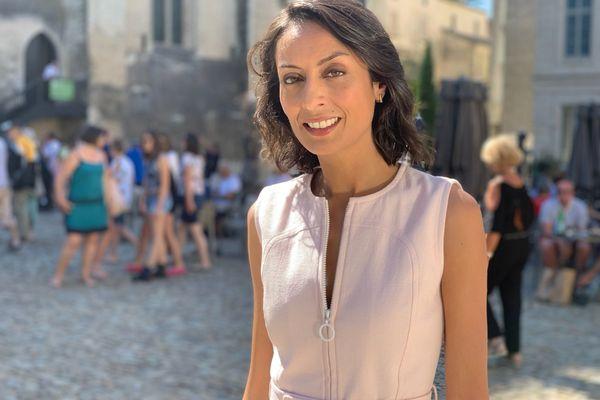 Leïla Kaddour au coeur du festival d'Avignon