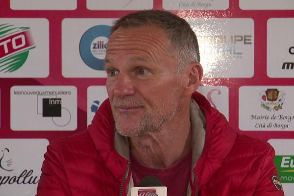 Albert Cartier dirigera sa première rencontre vendredi 2 avril face au FC Sète 34.
